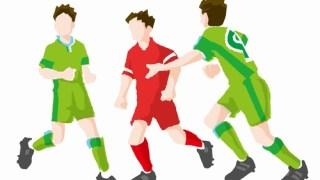 【1人でできる!】サッカーの緩急を身に付けるドリブル練習法