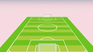 サッカーのポジションの覚え方~フィールドを9分割した位置で覚えよう!