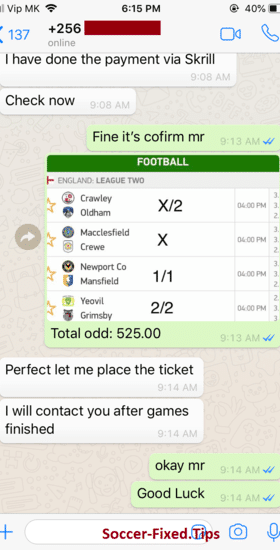 Vip Combo Matches, buy fixed games today, sure matches