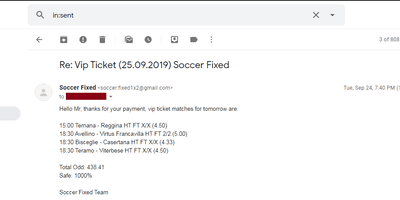 Football Fixed Matches Bets