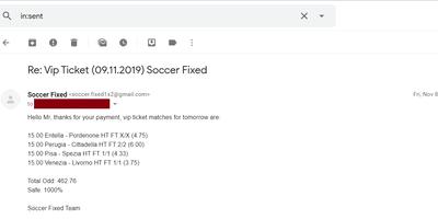 High Odds Football Matches