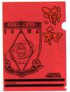 浦和レッズ クリアファイル(2枚セット)