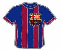 FCバルセロナ ピンバッジ