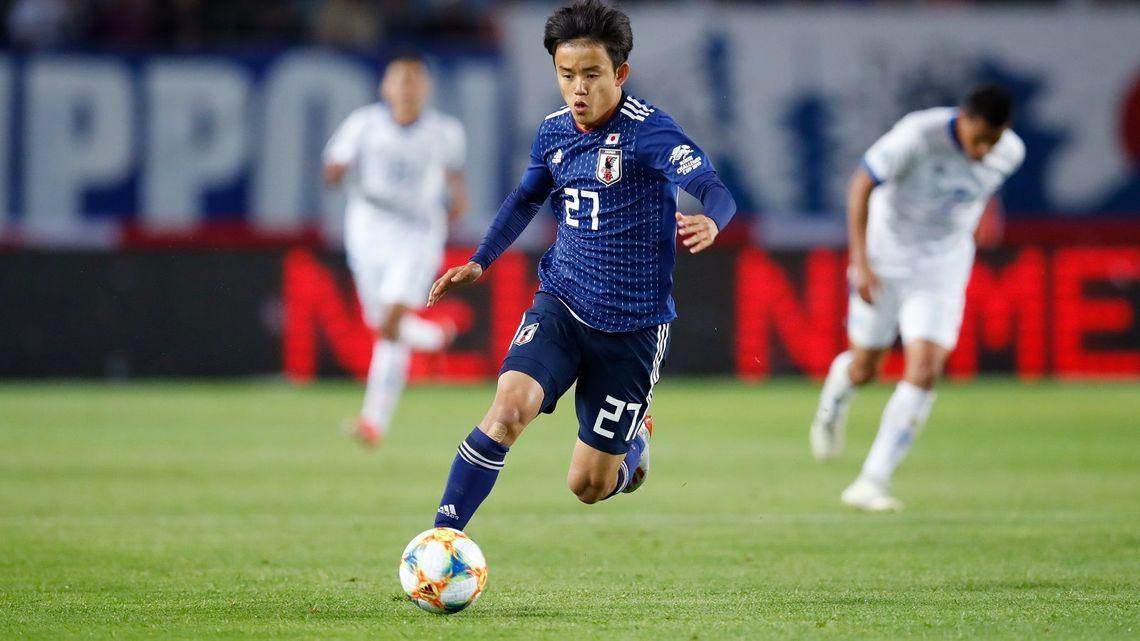 【サッカー日本代表】久保建英選手のプレースタイルの強みと ...