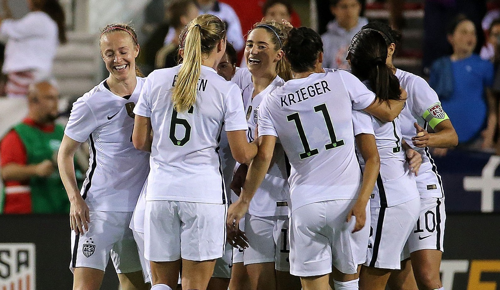 USWNT topples Germany 2-1 to win SheBelieves Cup - ProSoccerTalk | NBC Sports