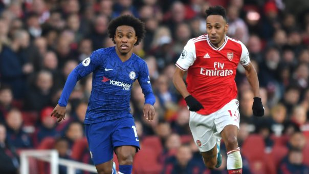 Report: Arsenal offer Willian three-year deal to sign on free transfer
