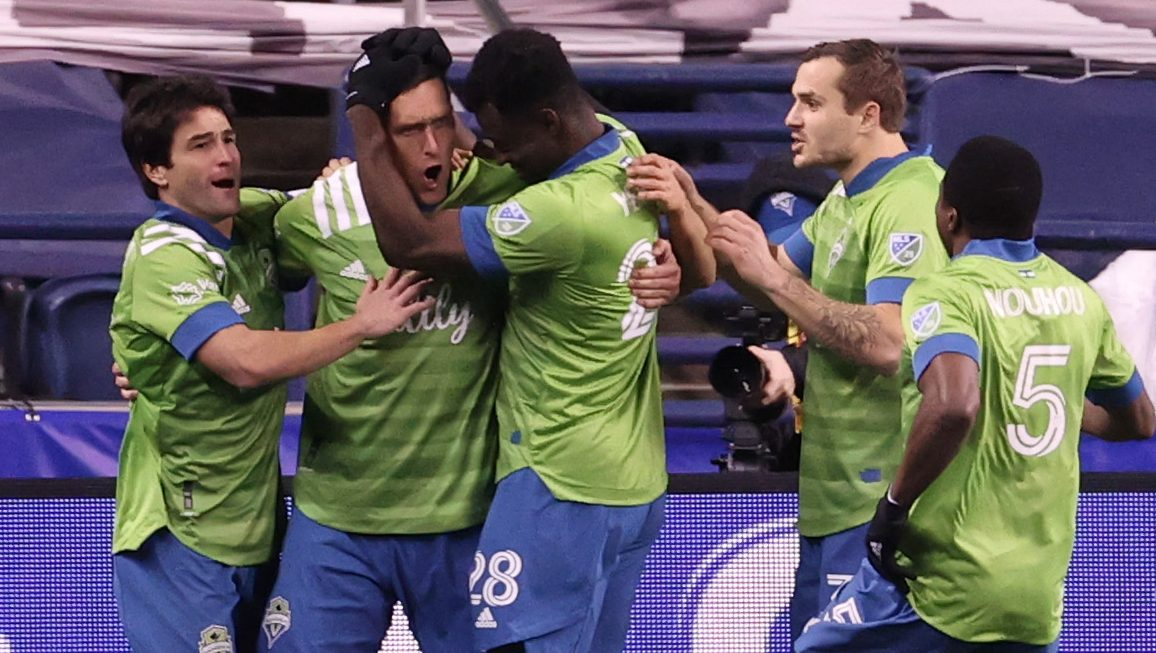 Seattle Sounders top Dallas. within win of (another) MLS Cup Final (video)