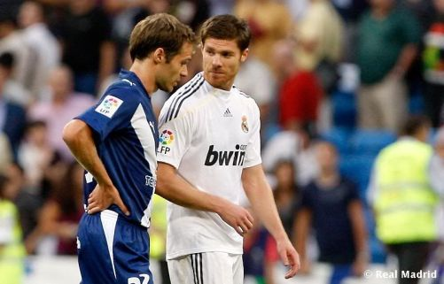 Xabi and Mikel Alonso