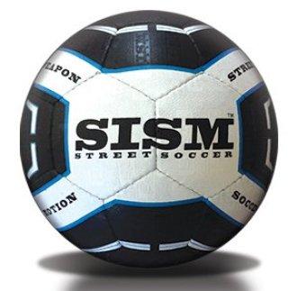 SISM Street Weapon - Pro Street Soccer Ball