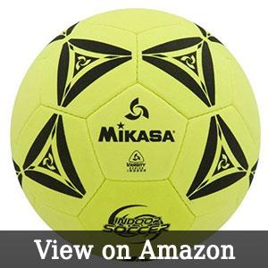 mikasa best indoor soccer ball