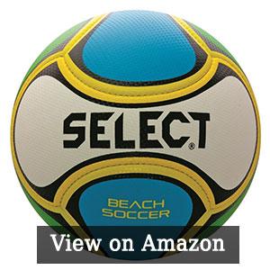 select beach soccer ball