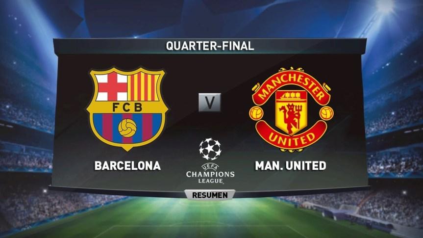 Champion League Quarter-final