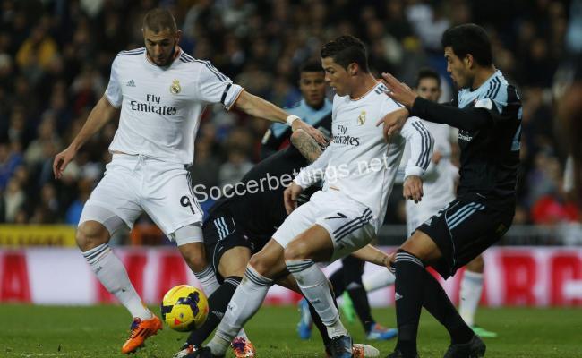 Celta Vigo Real Madrid Prediction 25 01 2017 Soccer