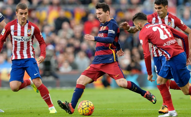 Atletico Madrid Barcelona Prediction 26 01 2017