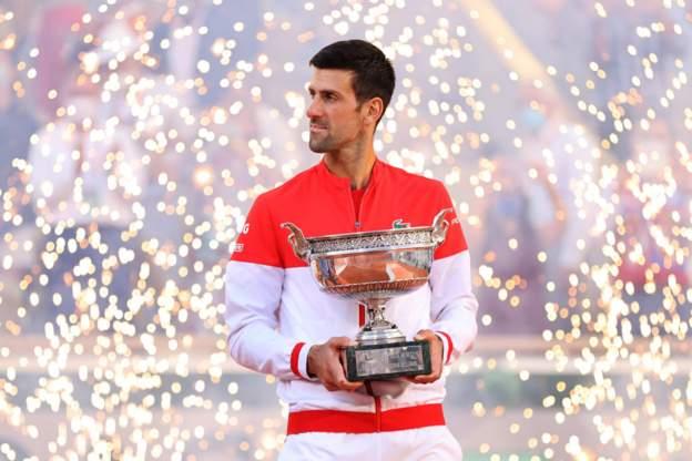 Novak Djokovic beats Stefanos Tsitsipas to win French Open – as it happened!😁