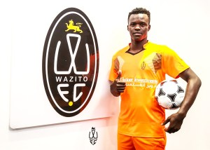 SoccerExpo star Kevin Omondi moves to Wazito FC