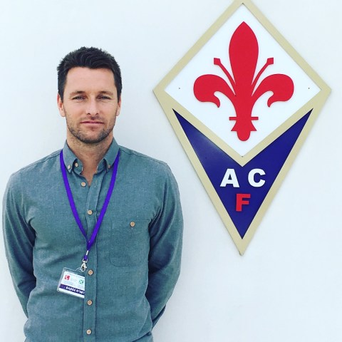Casper at ACF Fiorentina