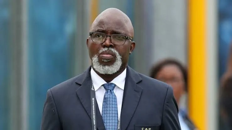 NFF president Amaju Pinick could be jailed if found guilty of money theft