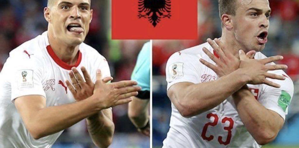 Fakta Seru Kemenangan Swiss Atas Serbia