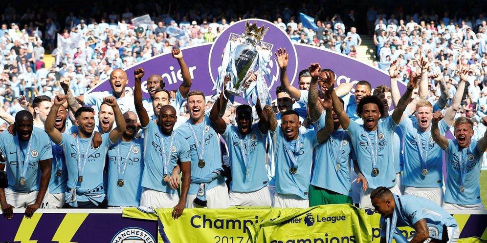 Rahasia Manchester City juarai Premier league