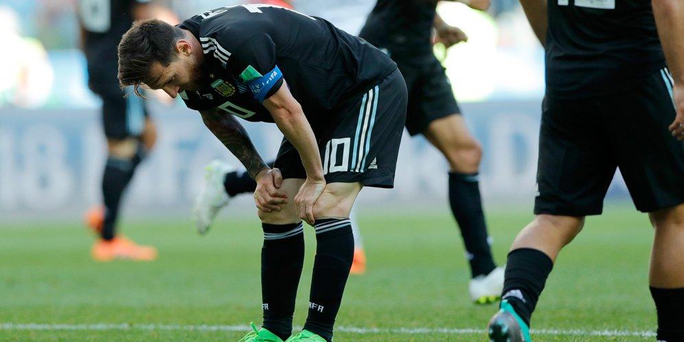 Crespo Beri Kritikan Pedas Pada Lionel Messi