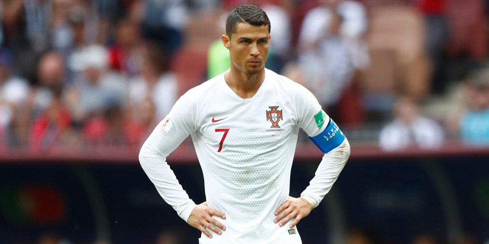 Timnas Portugal, Timnas Uruguay, Piala Dunia 2018, Cristiano Ronaldo
