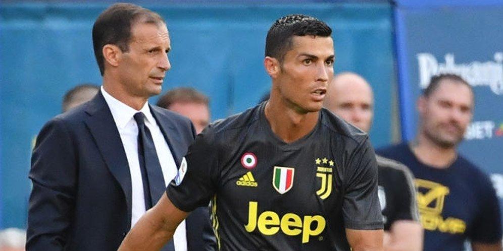 Allegri Beri Pujian Tuk Ronaldo