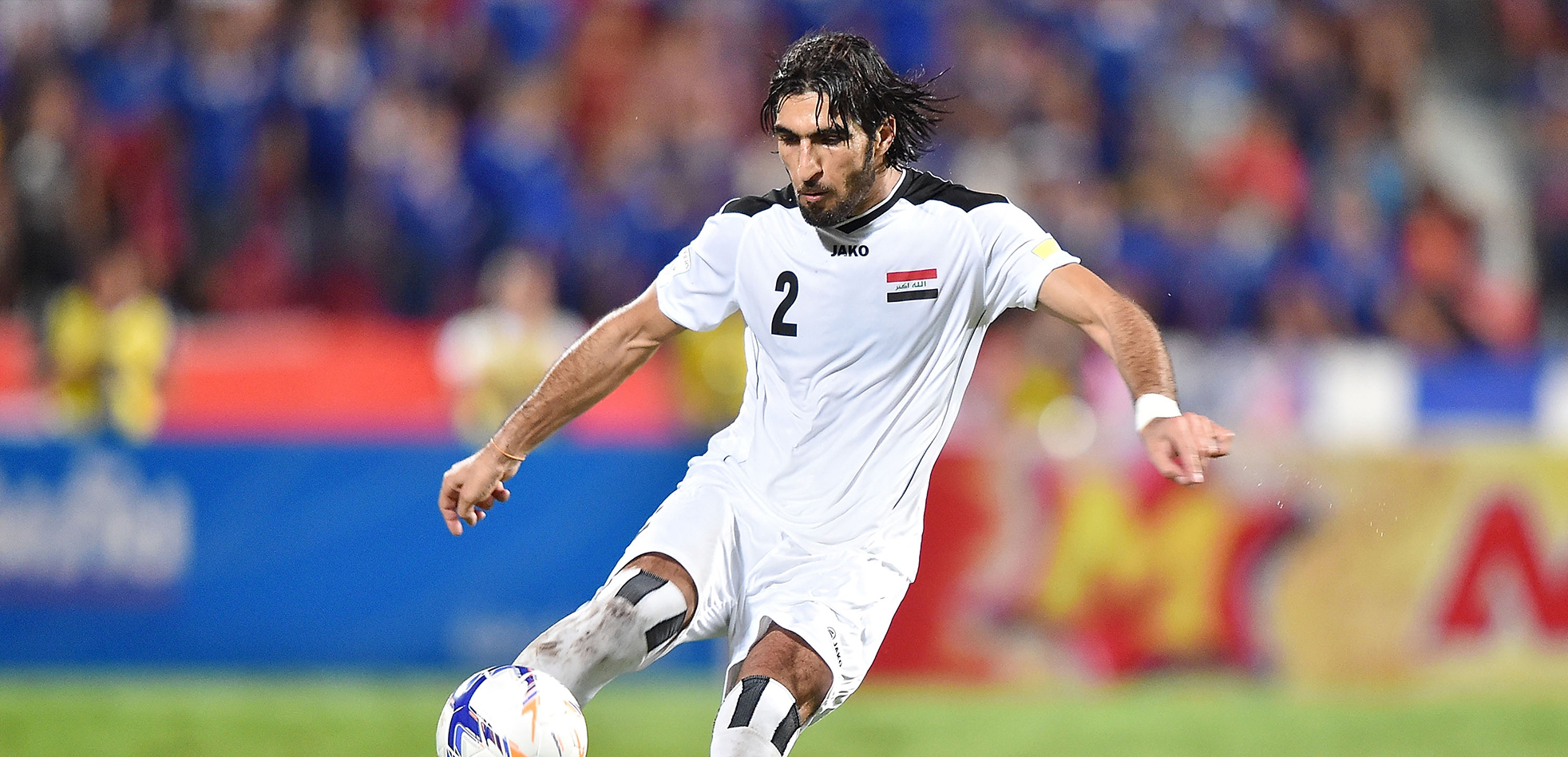 Delight as Al-Shorta confirm the signing of Ahmad Ibrahim