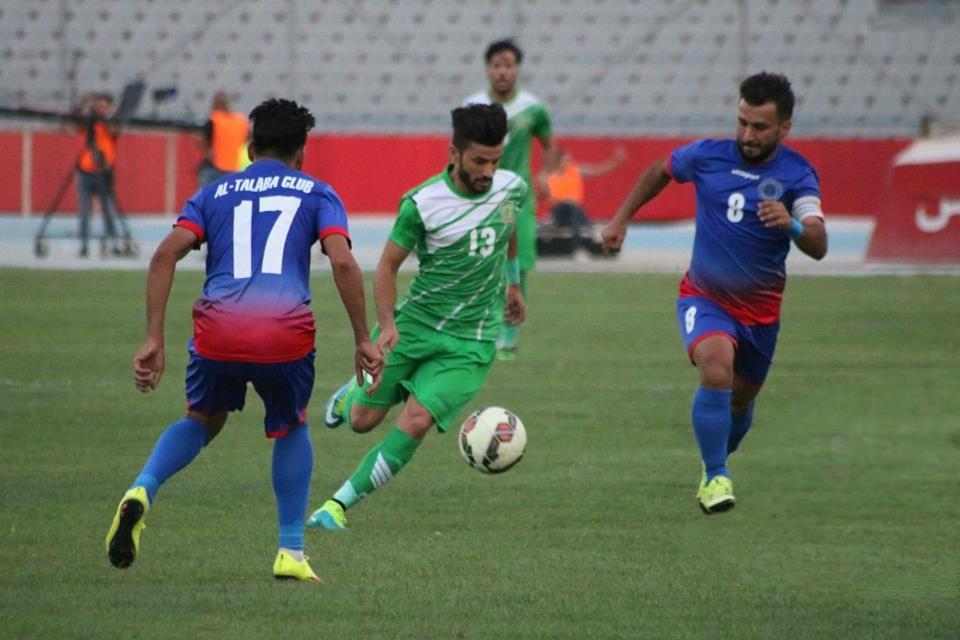 Iraqi Premier League – Week 1