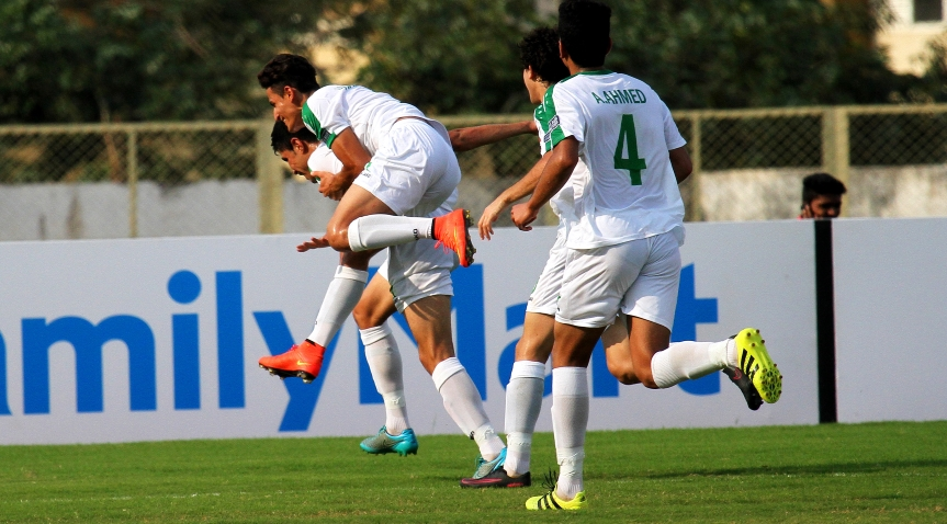 Iraq handed 'Group of Death' in U17 World Cup