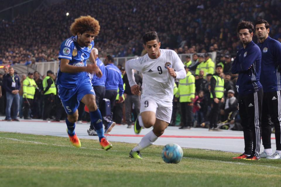 Radhi's late goal stuns Baghdad as El Clasico ends in stalemate