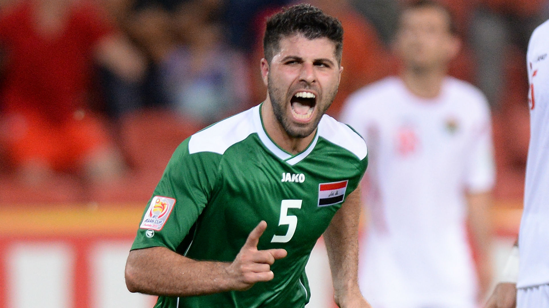Yaser Kasim named in Iraq squad to face Thailand and UAE