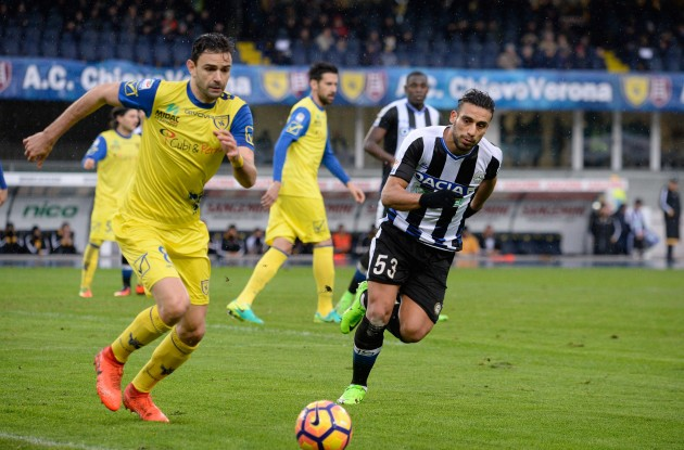 Ali Adnan on the radar of Serie A leaders Napoli