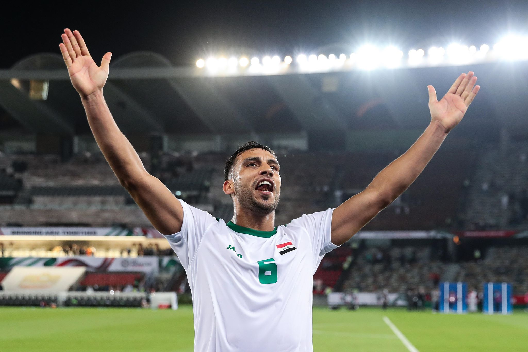 Catching up with Iraq star Ali Adnan