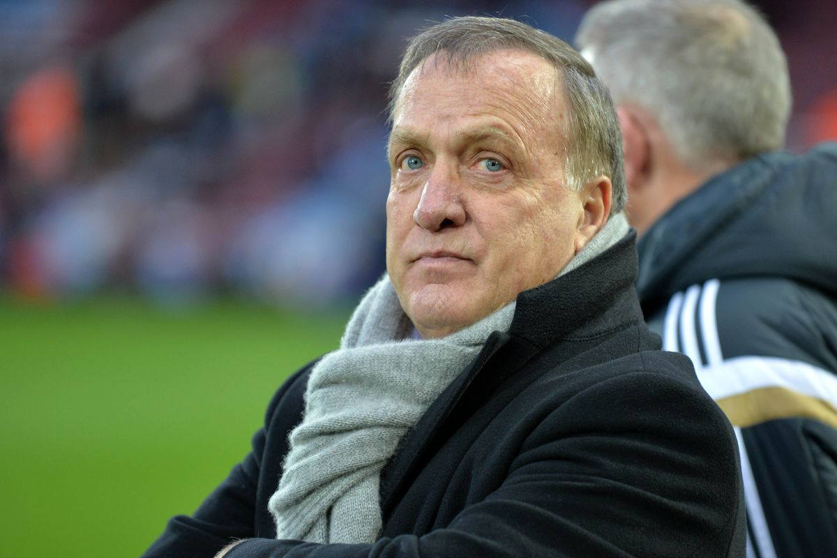 Dick Advocaat set to be named Iraq head coach