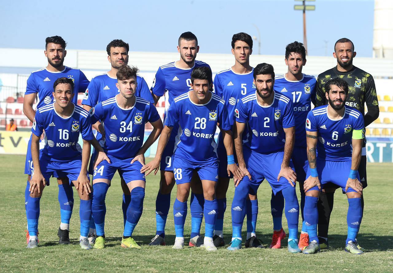 Al-Quwa Al-Jawiya claim seventh Iraqi Premier League title
