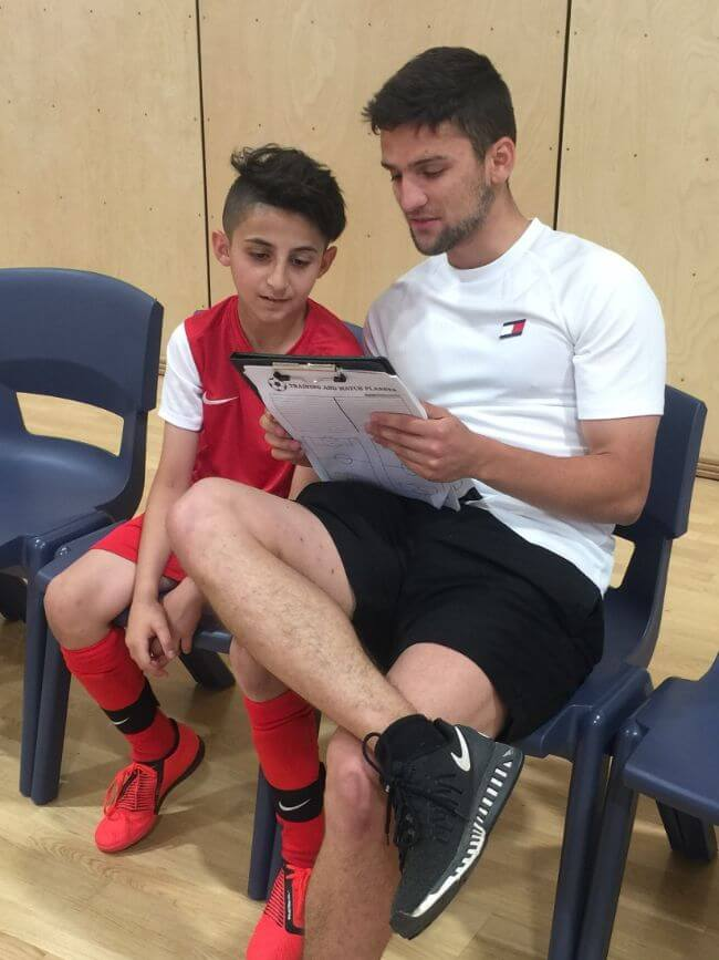Soccer Life Master Success Stories LIAM
