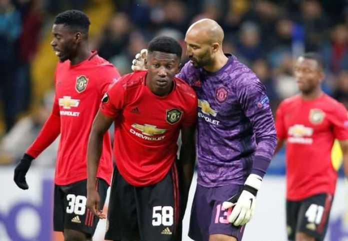 Screenshot 1 11 - Manchester United Fearing Two Goalkeeper Summer Transfer Exits