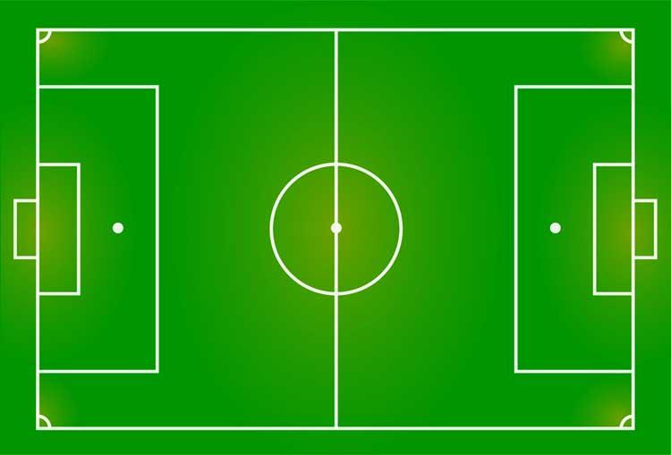 Gambar Lapangan Sepak Bola Voli