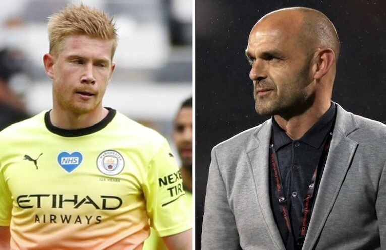 "Danny Murphy: ""Liverpool Should Give De Bruyne Guard of Honour"""