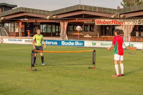Fodbold Carryinton Fodtennis net 3 meter