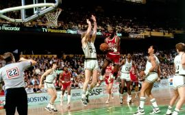 Michael Jordan - Source [2]