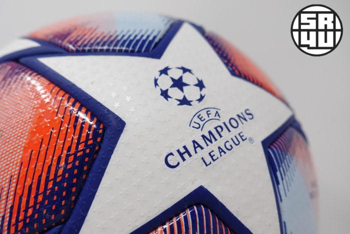 New Champions League Ball 2020/21 : Spectacular Adidas ...