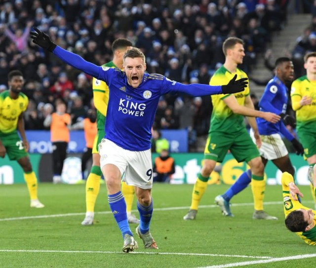 Leicester City Vs Norwich City Report Leicester City Match Report