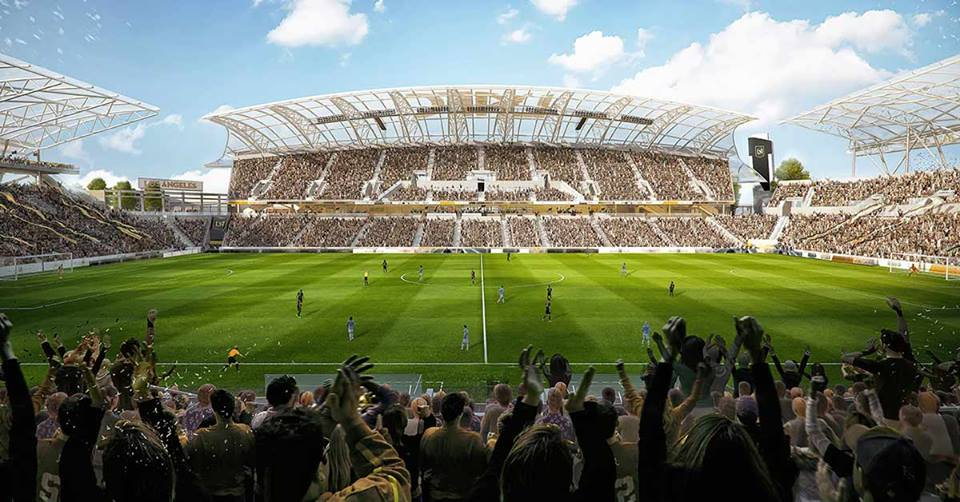 New Banc Of California Stadium Renderings Released