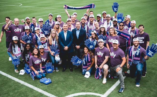 Ally Financial Backs Charlotte Mls Bid Soccer Stadium Digest