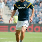 2014-07-19 MLS match between the LA Galaxy and Sporting Kansas City