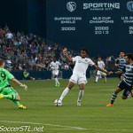 Will on Saint Louis FC at Sporting KC with Pics!