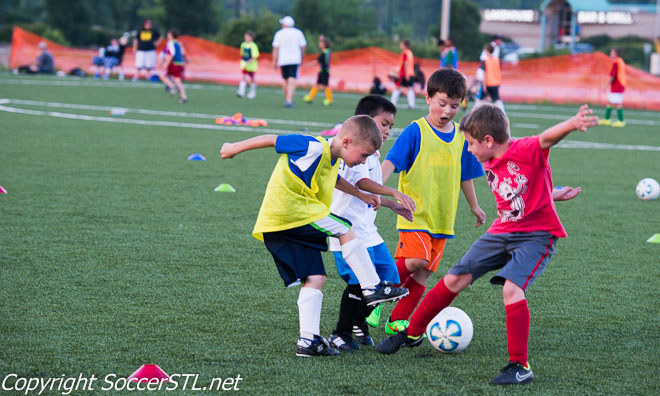 St. Louis Youth Soccer Camps