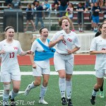 Missouri Large School Girls Soccer Quarterfinals